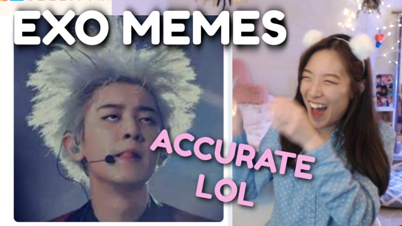 Memes Exo En 2019 Memes Exo T Exo Memes Funny