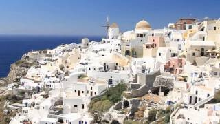 Greece Travel Destinations | Santorini Island