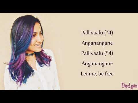 Be Free Original   Pallivaalu Bhadravattakam Vidya Vox Mashup Cover Ft  Vandana IyerLyrics