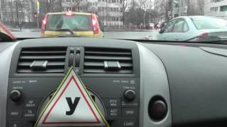 Автонакат - Основные ошибки новичков в управлении автомобилем.