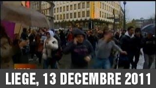 TUERIE DE LIEGE, 13 DECEMBRE 2011 : Images inédites des caméras de surveillance