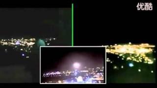 2011-1-28 Jerusalem 耶路撒冷上空出現UFO