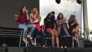 Video Fifth Harmony - Ex's & Oh's (7/27 Tour Cleveland) (Soundcheck) download MP3, 3GP, MP4, WEBM, AVI, FLV Oktober 2018