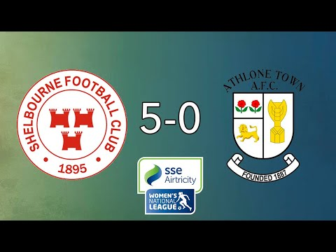 WNL GOALS GW10: Shelbourne 5-0 Athlone Town