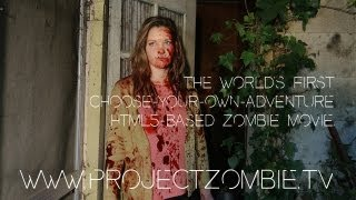 Project Zombie - Official Teaser Trailer thumbnail