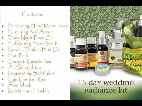 Exude Radiance On Your Wedding Day with Omved Bridal Kit - Omved Natural Living