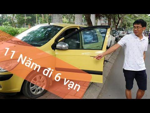 (Đã bán) Nhật ký mua xe   Vàng mắt với chiếc xe 11 năm đi có hơn 6 Vạn