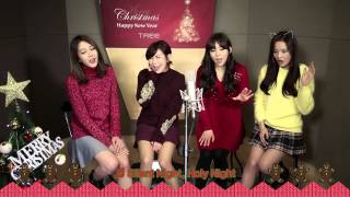 "Season's Greetings from SunnyHill(써니힐) : ""Silent Night, Holy Nig..."