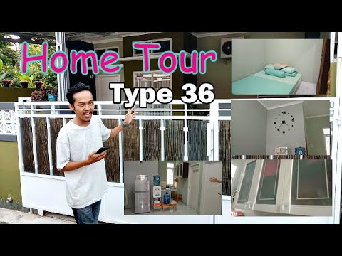 home-tour-rumah-type-36-minimalis-|-tips-and-tricks