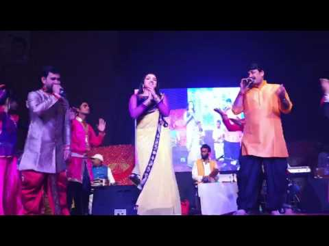 Aamrapali Manoj tiwari and Dinesh lal Yadav show at delhi