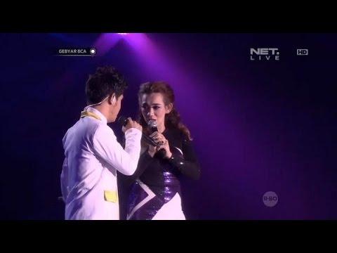 Reza Artamevia Feat Cakra Khan - Harus Terpisah & Biar Menjadi Kenangan - Gebyar BCA - POP ART