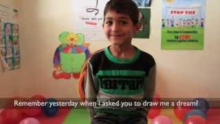 Draw A Dream | Syrian Refugee Crisis