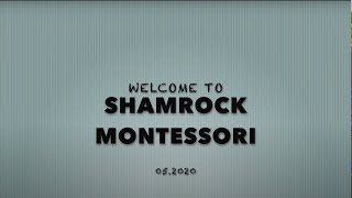 Shamrock Montessori New Enrolling