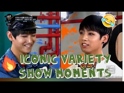BTS Chaotic Variety Shows Moments Part 1(BTS Exposing Each Other)