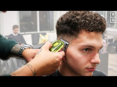 curly-mens-hair-transformation-|-mens-haircut-curly-hair-fade