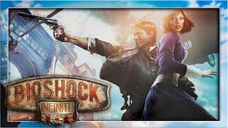 COLUMBIA #1 ☁️ BioShock Infinite | Let's Play The Collection | PS4 Pro