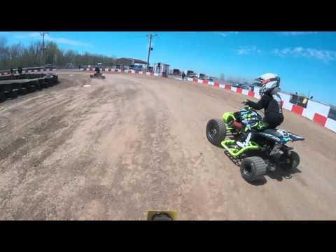 4/9/16 Kc raceway practice alex #98 lt50