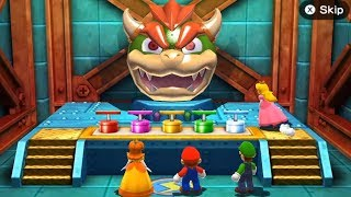 Mario Party: The Top 100 - Mario Vs Luigi Vs Peach Vs Daisy (Master COM)