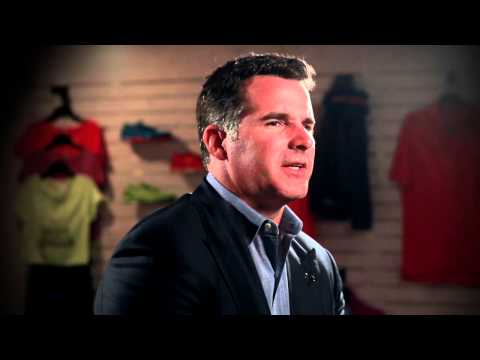 Under Armour's Kevin Plank Discusses Leadership