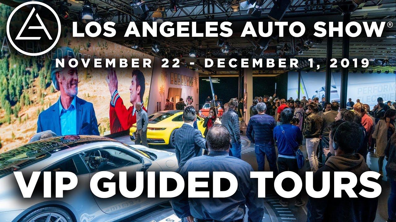 Buy Tickets | Discounts & Offers | 2019 LA Auto Show: Nov 22