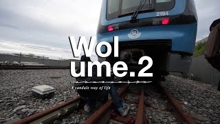 Graffiti Film | WOLUME 2 - STOCKHOLM 2014 | Full 01:25:15