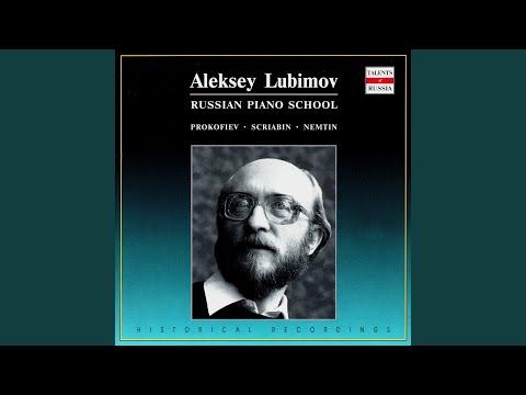 A.Scriabin. 5 Preludes, Op.74. II - Prelude No.2: Tres Lent, Contemplatif