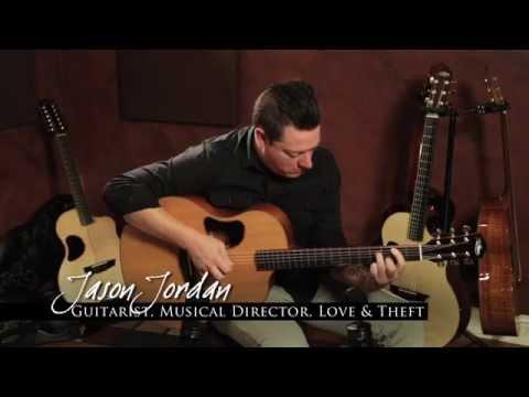 Jason Jordan - A Thing Called Love