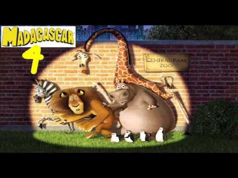 MADAGASCAR 4 trailer official 2014