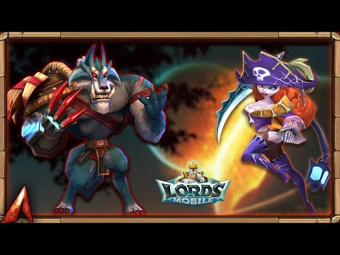 Limited Challenge: Bloodlust Stage 2! Lords Mobile
