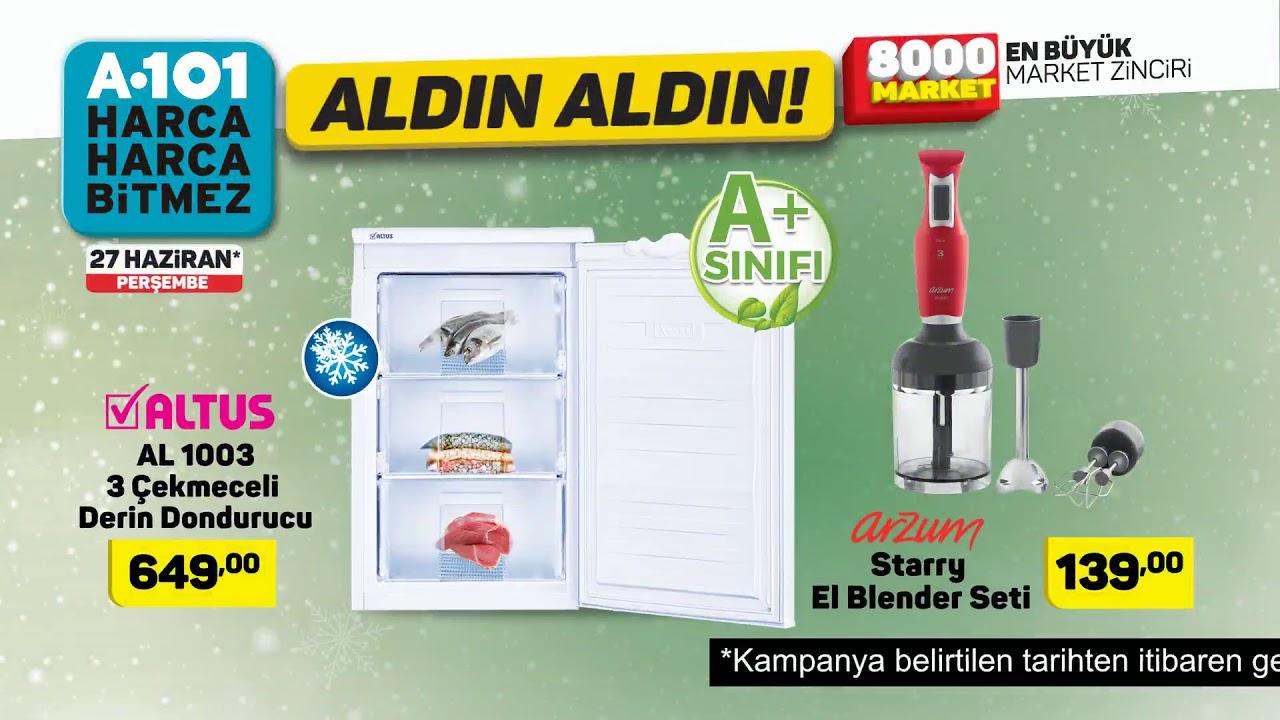 A101 Aldin Aldin 27 Haziran