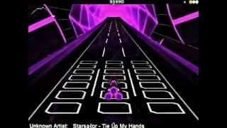 Starsailor - Tie Up My Hands (Audiosurf)