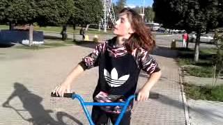 Уроки на BMX. Банихоп