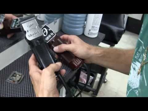 New Model 10 Vs. Classic 76 oster clipper Review Haircut video