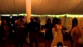 Belmont Manor October wedding ceremony and reception All Requests DJ Billy Zee in Maryland