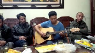 Lâu đài tình ái guitar cover