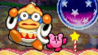 Kirby: Nightmare in Dream Land - Full Game (Hard Mode) - No Damage 100% Walkthrough