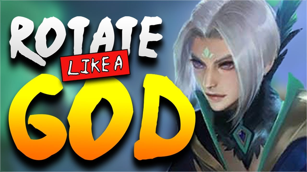 New MPL Ling Mid Rotation Guide | Rotate like a God | Mobile Legends