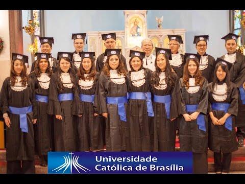 Universidade Católica de Brasília - Formatura 2014 - Pólo Japão