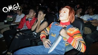 "Chucky invades ""Child's Play"" screening in Manila (Bloggers Night)"