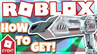 [EVENT] How to get the SPACE SHOULDER CANNON | Roblox Field of Battle