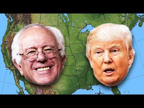 Yang Supporter: Bernie Has No Chance of Beating Trump