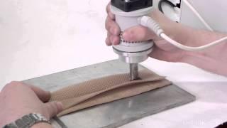 видео Ультразвуковая сварка | Строительный справочник | материалы - конструкции - технологии