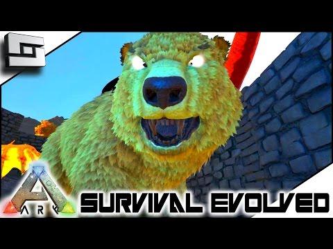 MODDED ARK: Survival Evolved - NEXUS DIREBEAR! E42 ( Ark Survival Evolved Gameplay )