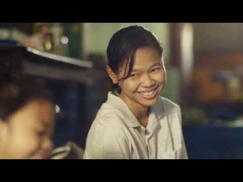 Creative Thai TV Advertisement - Selling Pineapple Ice Cream