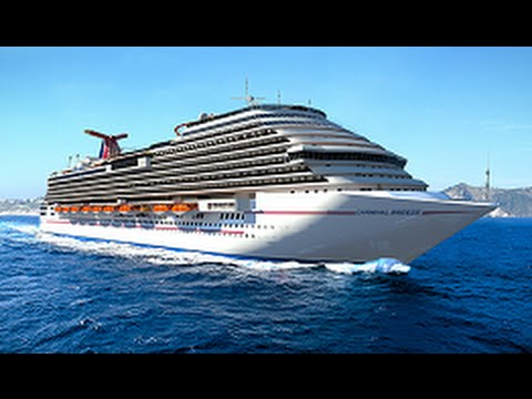 Carnival Breeze Cruise Ship - Best Travel Destination