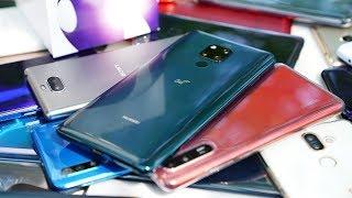 Jak szybkie jest 5G? (+ Huawei Mate 20 X 5G) - Krótka Mobzilla odc. 69