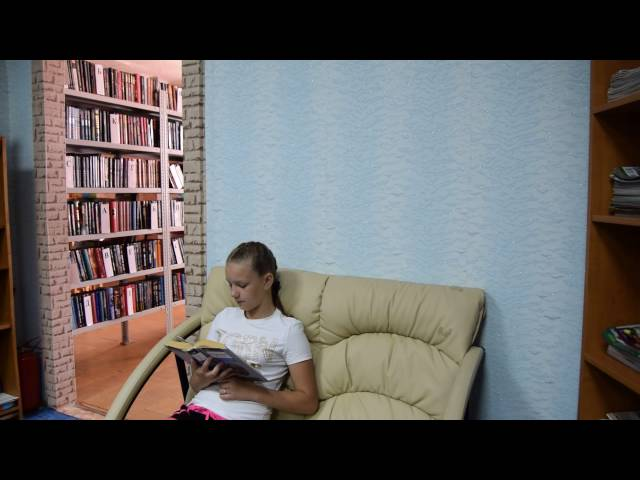 Полина Завьялова читает произведение «Огонь» (Бунин Иван Алексеевич)