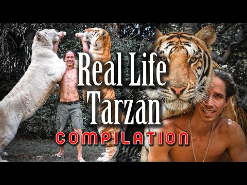 Kody Antle (Real Life Tarzan) Compilation | Myrtle Beach Safari