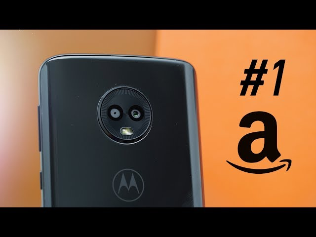 The #1 Unlocked Smartphone on Amazon!