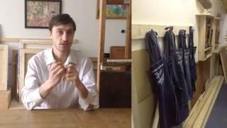 Кирилл Бесчастный, детская мастерская